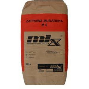Zaprawa murarska MIX M-5