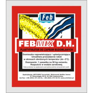 Plastyfikator FEB MIX